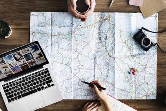 Zeitplan für Auslandsjahr-Planung - Planungshilfe für Abiturienten Work and Travel Was sollte man darüber wissen Infovideo TimVenutes Working Holiday Visum Visa beantragen Auslandsjahr arbeiten Ausland